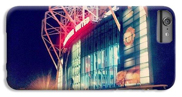 Sport iPhone 6 Plus Case - #manchester #manchesterunited by Abdelrahman Alawwad