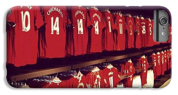 Sport iPhone 6 Plus Case - #manchesterunited #manunited #megastore by Abdelrahman Alawwad