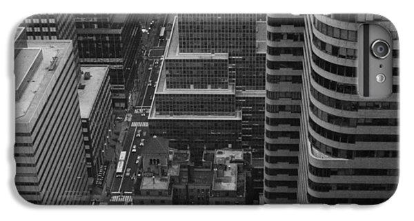 Manhattan IPhone 6 Plus Case by Naxart Studio