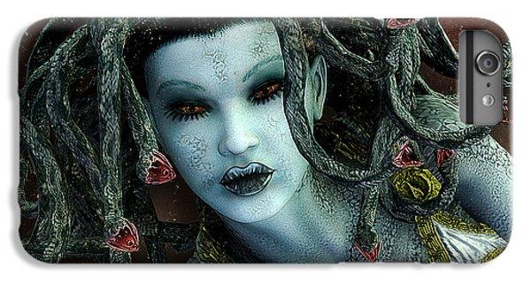 Medusa IPhone 6 Plus Case by Jutta Maria Pusl