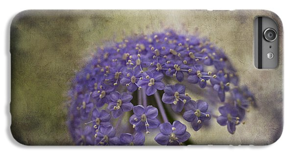 IPhone 6 Plus Case featuring the photograph Moody Blue by Clare Bambers
