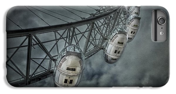 London Eye iPhone 6 Plus Case - More Then Meets The Eye by Evelina Kremsdorf
