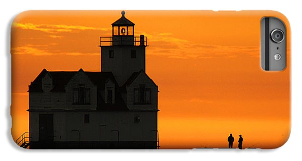 Morning Friends IPhone 6 Plus Case by Bill Pevlor