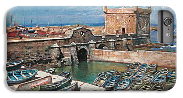 Seagull iPhone 6 Plus Case - Morocco by Ylli Haruni