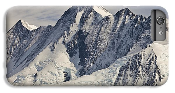 Mountain iPhone 6 Plus Case - Mount Herschel Above Cape Hallett by Colin Monteath
