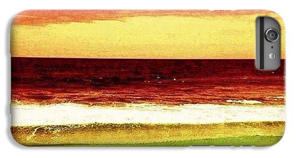 Beautiful iPhone 6 Plus Case - #myrtlebeach #ocean #colourful by Katie Williams