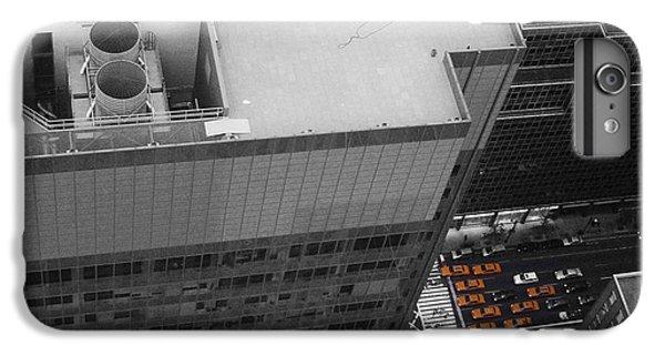 New York Cabs IPhone 6 Plus Case by Naxart Studio