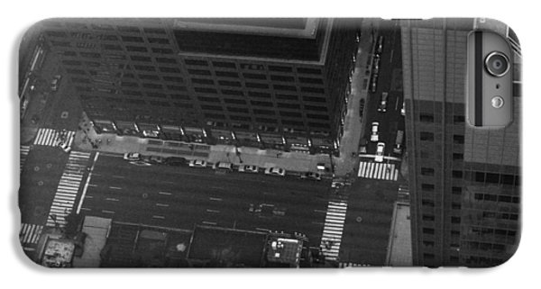 Nyc From The Top IPhone 6 Plus Case by Naxart Studio