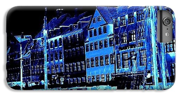 Cool iPhone 6 Plus Case - #nyhavn #copenhagen #denmark #landscape by Luisa Azzolini