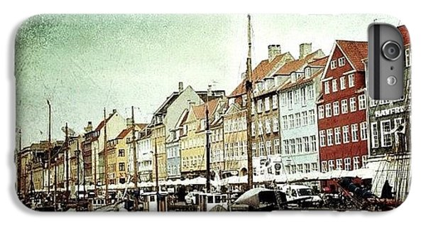 Cool iPhone 6 Plus Case - Nyhavn by Luisa Azzolini