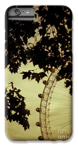 October Mist IPhone 6 Plus Case by Jan Bickerton