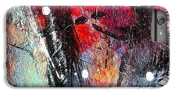 Bright iPhone 6 Plus Case - Paint Table 3 by Nic Squirrell