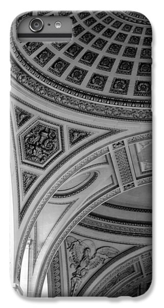 Pantheon Arches IPhone 6 Plus Case by Sebastian Musial