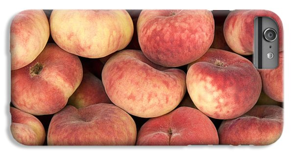 Peaches IPhone 6 Plus Case by Jane Rix