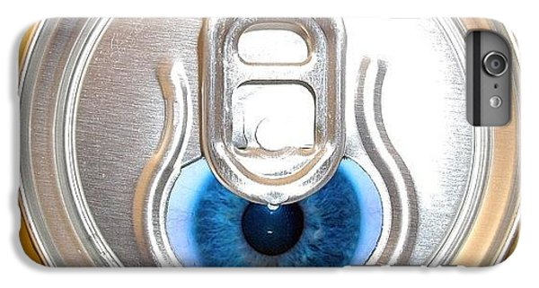 Gmy iPhone 6 Plus Case - Pop Eye by Cameron Bentley