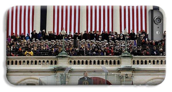 President George W. Bush Makes IPhone 6 Plus Case by Stocktrek Images