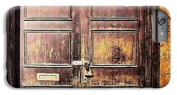 House iPhone 6 Plus Case - Random Door In Liverpool Streets by Abdelrahman Alawwad
