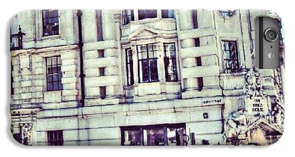 Classic iPhone 6 Plus Case - Random Pic In #london | #uk #england by Abdelrahman Alawwad