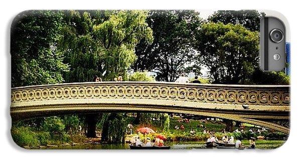 Romance - Central Park - New York City IPhone 6 Plus Case