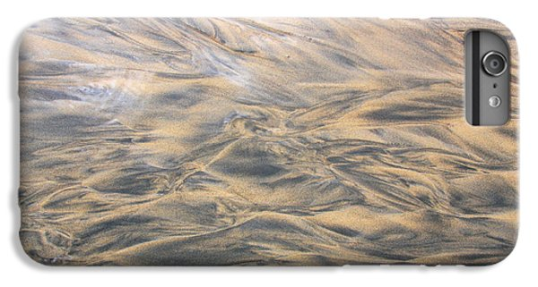 IPhone 6 Plus Case featuring the photograph Sand Patterns by Nareeta Martin