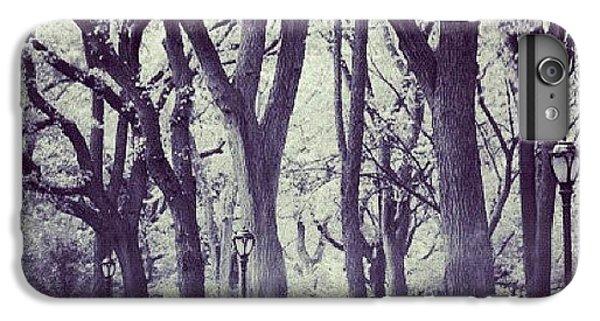 City iPhone 6 Plus Case - Seasons Change by Randy Lemoine
