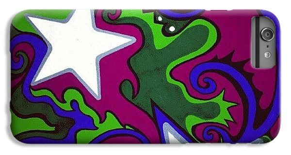 Colorful iPhone 6 Plus Case - #sharpie Art #sharpiesquad2012 by Mandy Shupp