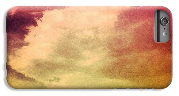 #sky #cary #colourful #clouds ☁ IPhone 6 Plus Case