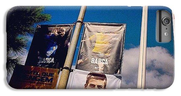 Sport iPhone 6 Plus Case - #sport #football #fcbotiga #soccer by Tommy Tjahjono
