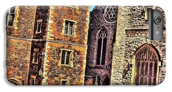 Stone Buildings, So Classic And Lovely IPhone 6 Plus Case