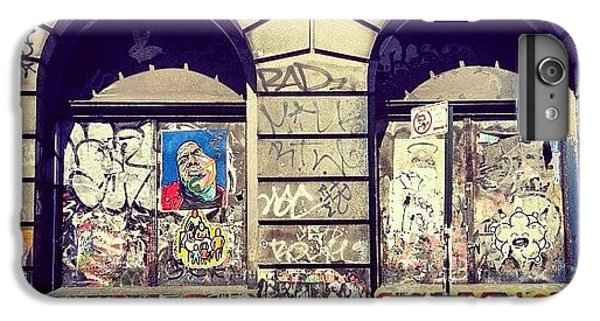 Street Art On The Bowery - New York City IPhone 6 Plus Case