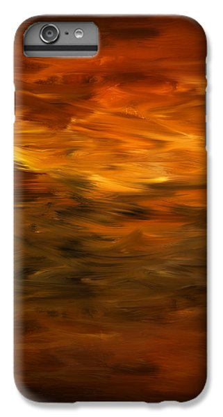 Summer's Hymns IPhone 6 Plus Case by Lourry Legarde