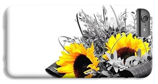Iphoneonly iPhone 6 Plus Case - Sunflower by Mark B