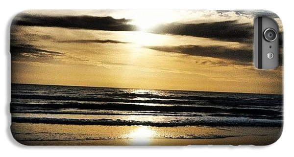 Bright iPhone 6 Plus Case - Sunrise On The Beach by Lea Ward