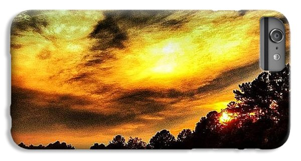 Summer iPhone 6 Plus Case - Sunset At Bondpark by Katie Williams