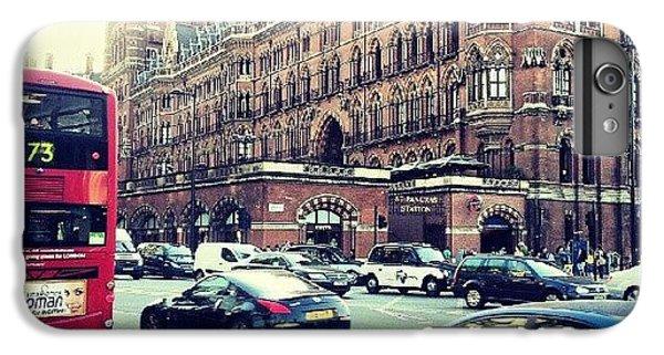 Classic iPhone 6 Plus Case - #sunset #london #buildings #classic by Abdelrahman Alawwad