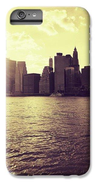 Sunset Over Manhattan IPhone 6 Plus Case
