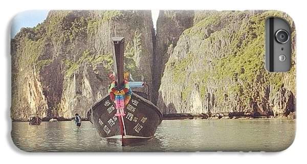 #thailand #phuket #mayabeach #mayabay IPhone 6 Plus Case