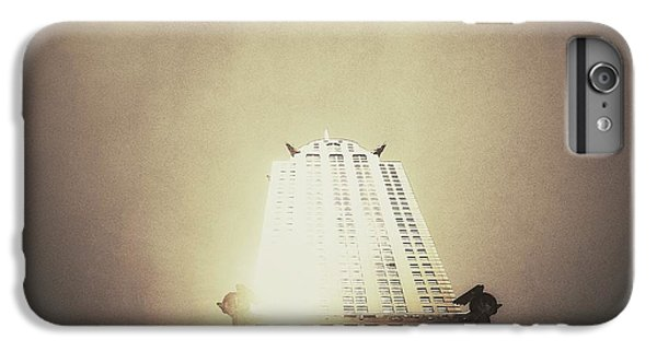 Light iPhone 6 Plus Case - The Chrysler Building - New York City by Vivienne Gucwa