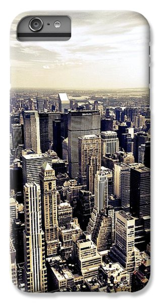 The Chrysler Building And Skyscrapers Of New York City IPhone 6 Plus Case