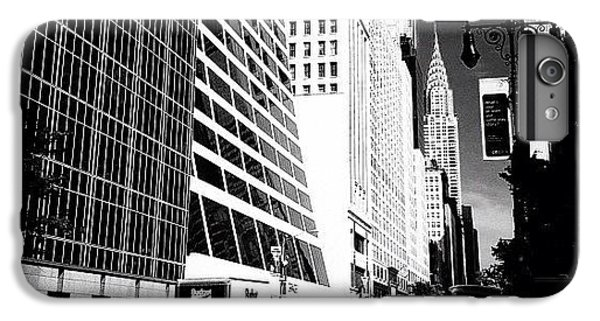 The Chrysler Building In New York City IPhone 6 Plus Case