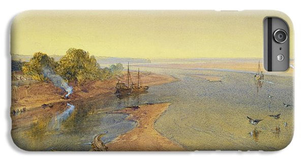 The Ganges IPhone 6 Plus Case by William Crimea Simpson