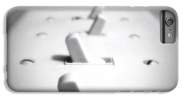 Follow iPhone 6 Plus Case - The Gray Area by Matthew Blum