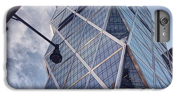 Summer iPhone 6 Plus Case - The Hearst Building by Randy Lemoine