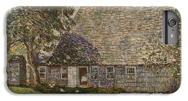The Old Mulford House IPhone 6 Plus Case by Childe Hassam