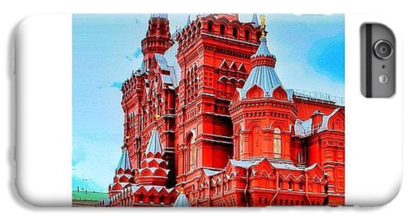 The State Historical Museum (russian: IPhone 6 Plus Case