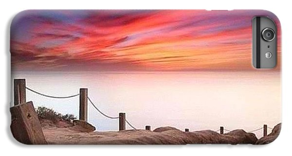 iPhone 6 Plus Case - There Is Still Time To Go To @igtopsky by Larry Marshall