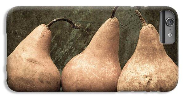 Three Pear IPhone 6 Plus Case by Edward Fielding