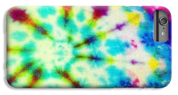 Tiedye IPhone 6 Plus Case