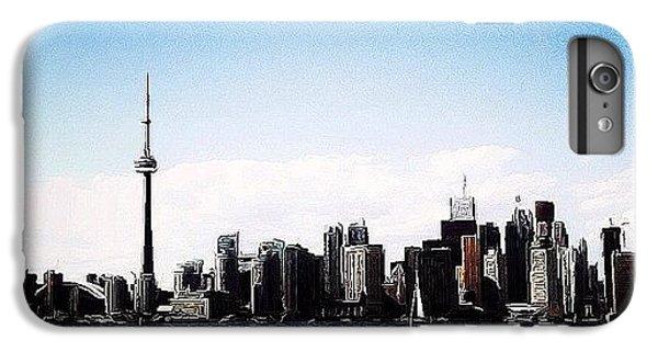 Toronto Skyline IPhone 6 Plus Case