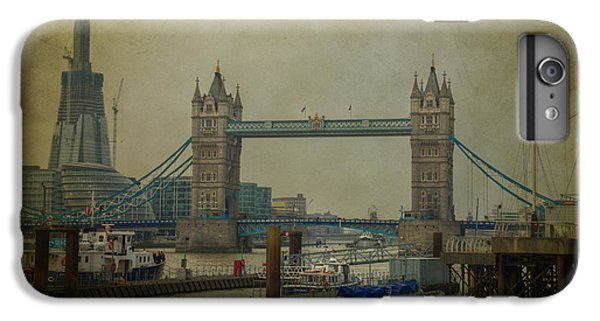 IPhone 6 Plus Case featuring the photograph Tower Bridge. by Clare Bambers
